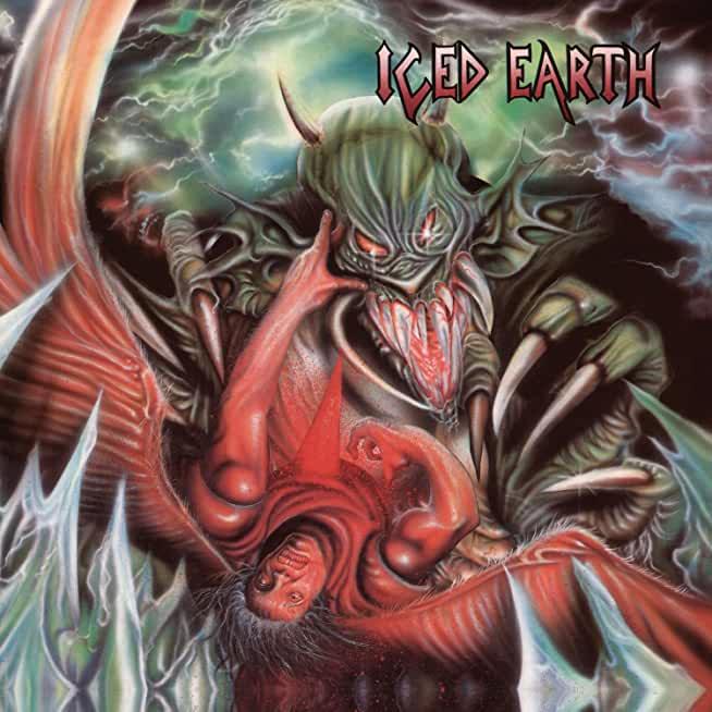 Iced Earth - Iced Earth Artwork