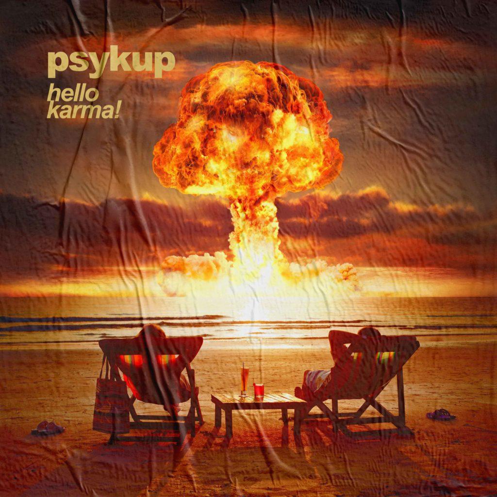 Couverture de l'album Hello Karma! de Psykup