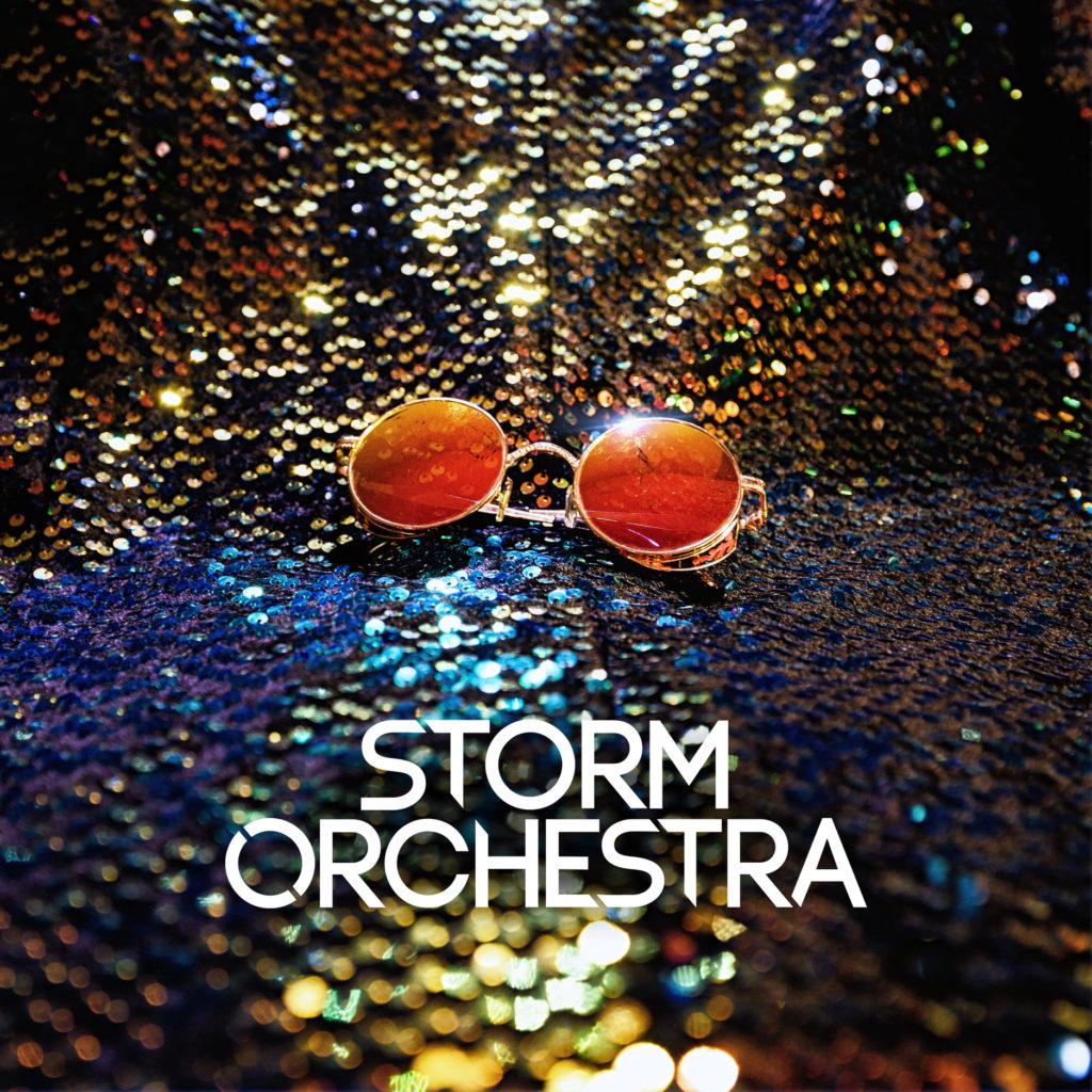 Couverture de l'EP Storm Orchestra de Storm Orchestra