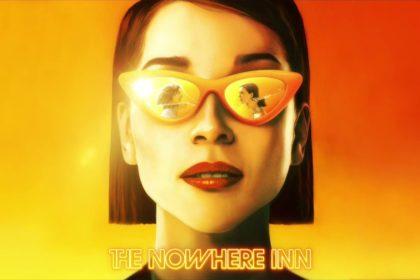 nouvel album et film de st-vincent the nowhere inn