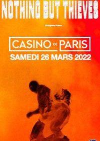 Nothing But Thieves Casino de Paris